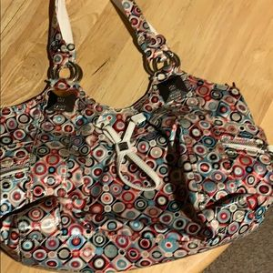 Kathy VanZeeland shoulder/hand bag
